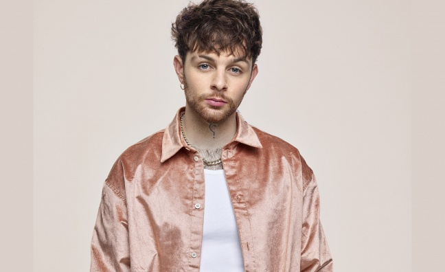 Various Artists Management on the second coming of Tom Grennan