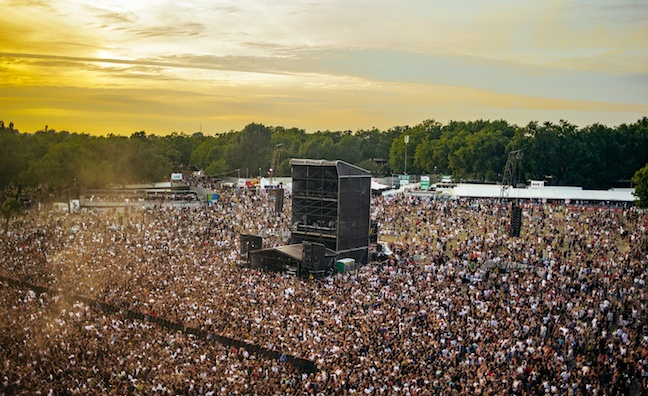 Stormzy, J Cole and DJ Khaled to headline Wireless 2018