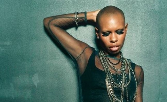 'You have to see it like war': Skunk Anansie's Skin on how to win as a support band