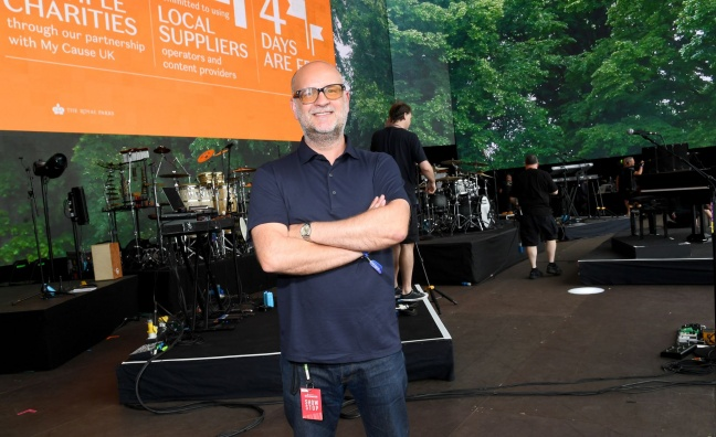 AEG's Jim King maps out live business recovery plan