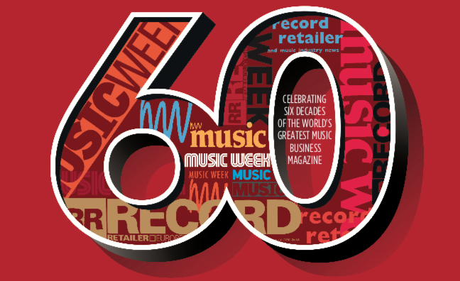 Swinging 60: Music Week celebrates six decades at the heart of the biz