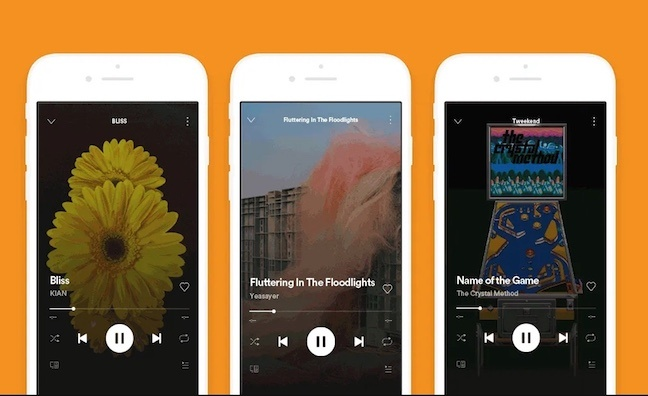 Spotify rolls out Canvas visual feature for artists