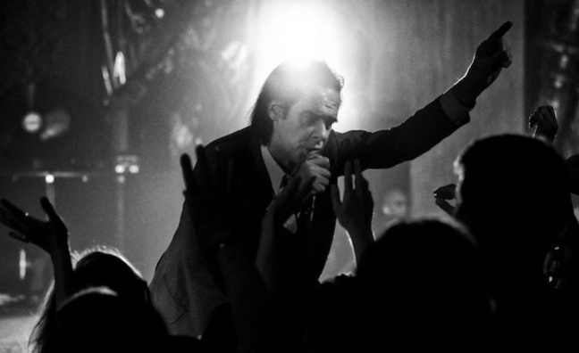 'It's a significant career peak': Nick Cave And The Bad Seeds prepare for O2 Arena show