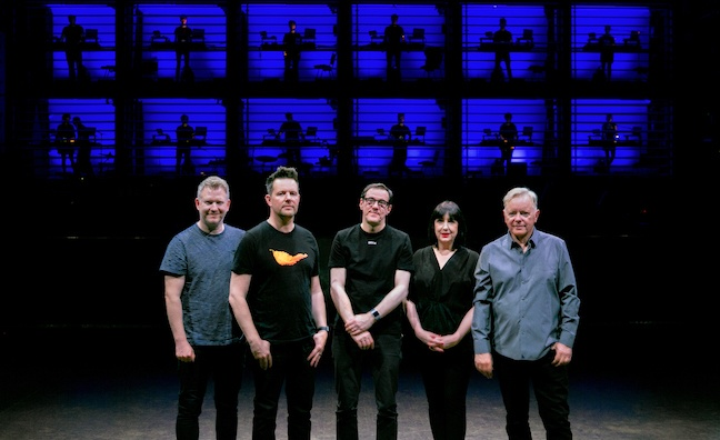 'It's not really a song': New Order on Blue Monday and their synth orchestra experiment