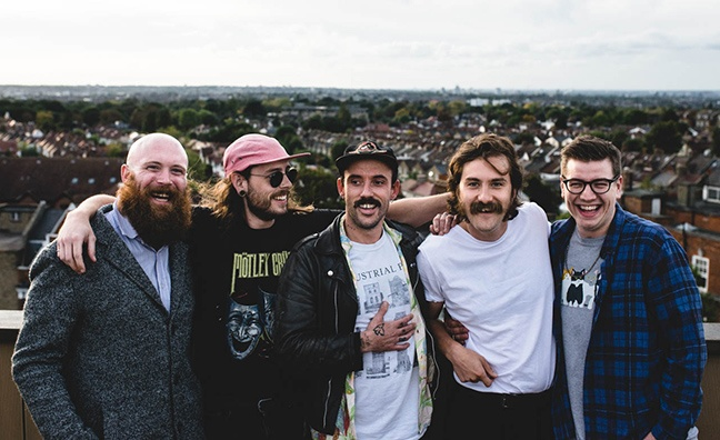 'It's for the benefit of all bands': Team Idles discuss the BRITs effect