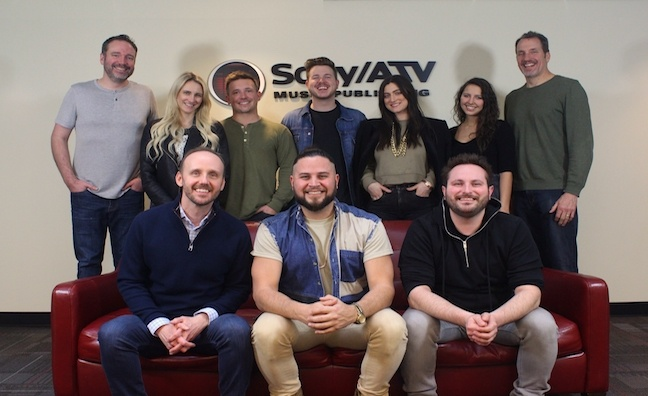 Sony/ATV Nashville signs rising country star Filmore to global publishing deal