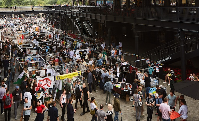 Independent Label Market celebrates 10th anniversary with summer edition
