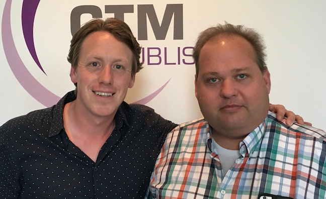 CTM and Dennis team up to create indie production music library