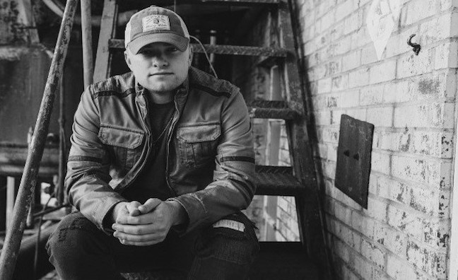 Sony/ATV Nashville signs Luke Combs collaborator Jordan Walker to worldwide deal