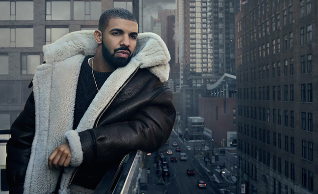 Drake named IFPI's global recording artist of 2018