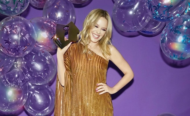 BMG hails 'remarkable' Kylie Minogue after Disco LP scores biggest opening week of 2020