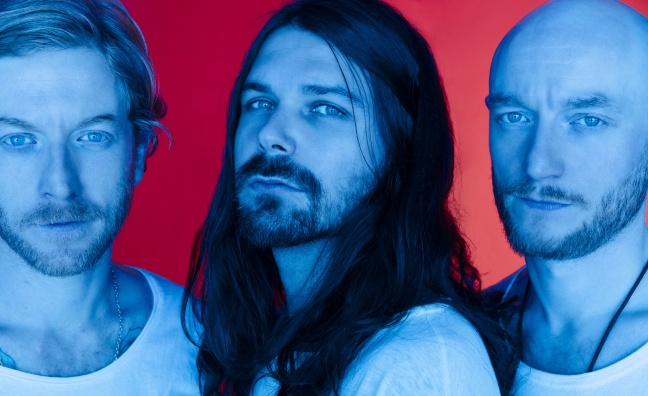 Biffy Clyro Unplugged to kick off MTV Music Week tonight