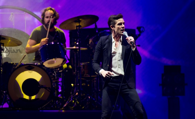 'The UK feels like a second home': The Killers talk returning to the stage