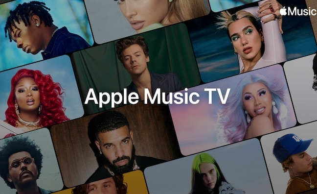 Apple Music TV goes live in UK