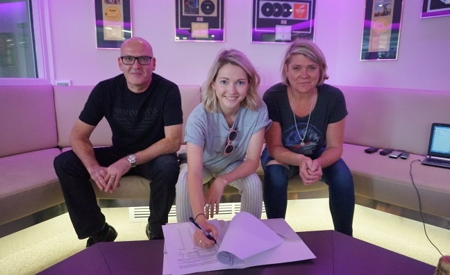 BDi Music signs Ailbhe Reddy