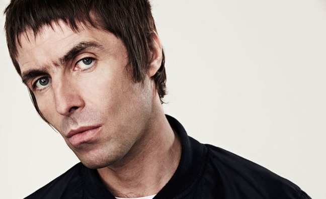 Liam Gallagher signs with Coda Music Agency