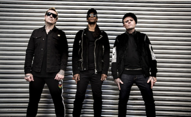 'The Prodigy are a unique British band': Dance veterans score seventh No.1 album