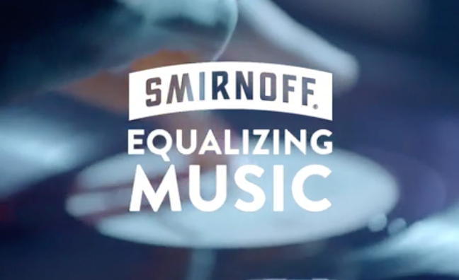 Smirnoff kicks off Equalising Music campaign to mark International Women's Day