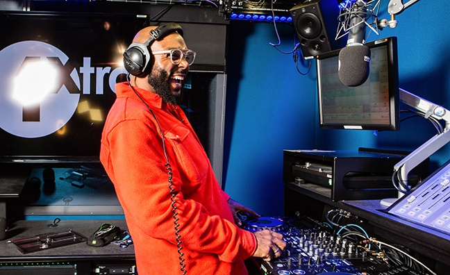 'I'd like to see more independence': MistaJam looks to the future for UK rap