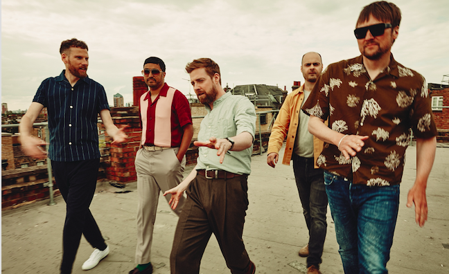 'It's a catalogue that's engrained in British culture': Hipgnosis acquire Kaiser Chiefs' master rights