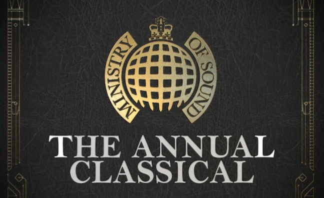 Ministry Of Sound expands Annual brand with orchestral tour