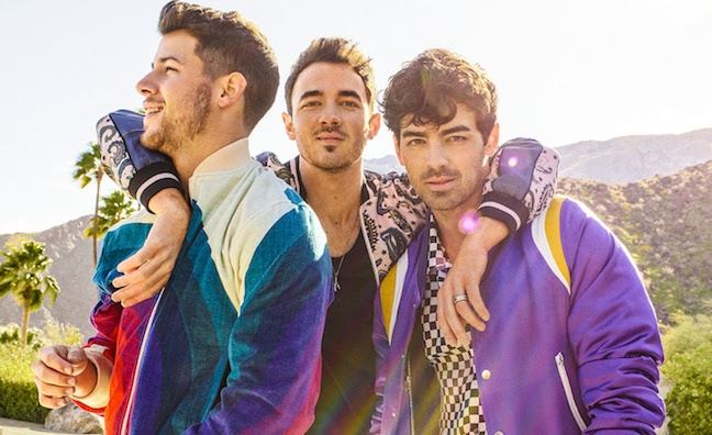 Jonas Brothers confirm first European tour in a decade