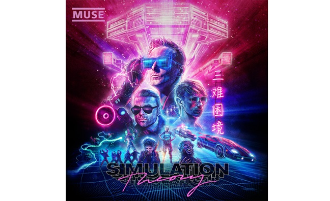 Muse announce new album Simulation Theory