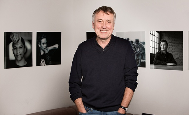 BMG's Hartwig Masuch rails against 'feeding frenzy' of music acquisitions