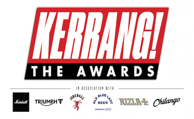Foo Fighters emerge as big winners at Kerrang! Awards 2018