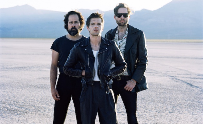 The Killers announce Cardiff Castle show