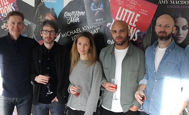 'He is making waves internationally': Warner/Chappell signs Rick Boardman