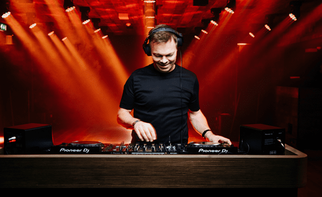 Pete Tong: 'The EDM bubble punctured'