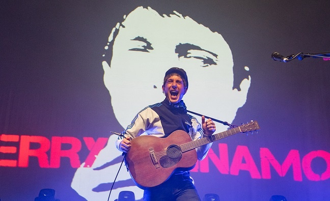 'He has some massive songs coming': Q&A with Gerry Cinnamon's agent Andy Cook