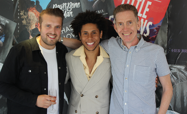 'He is a special talent': Warner/Chappell signs Reuben James