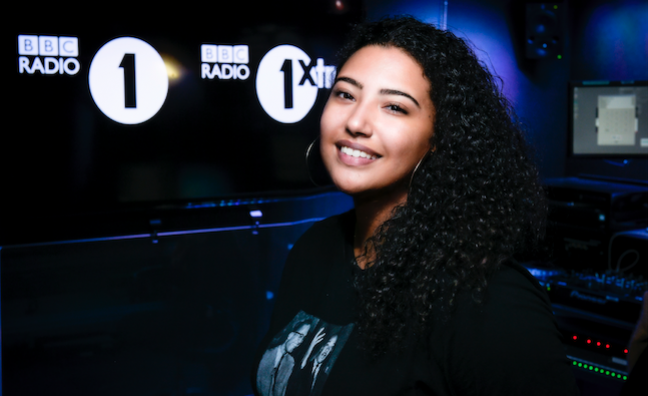 Tiffany Calver unveiled as first female host of BBC Radio 1/1Xtra Rap Show