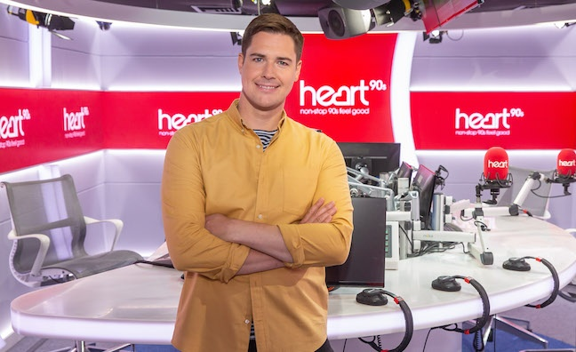 Global launches Heart 90s brand extension