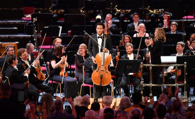 BBC Proms confirms Royal Albert Hall performances