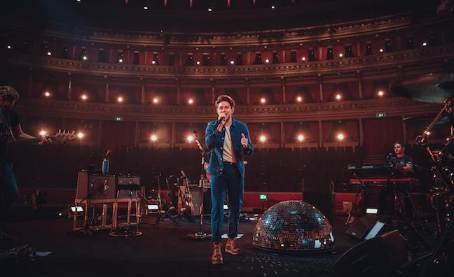 Driift sells more than 150k tickets for Niall Horan and Kylie Minogue livestreams