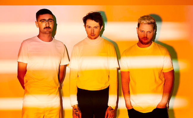 Alt-J announce hip-hop reworking of Relaxer album