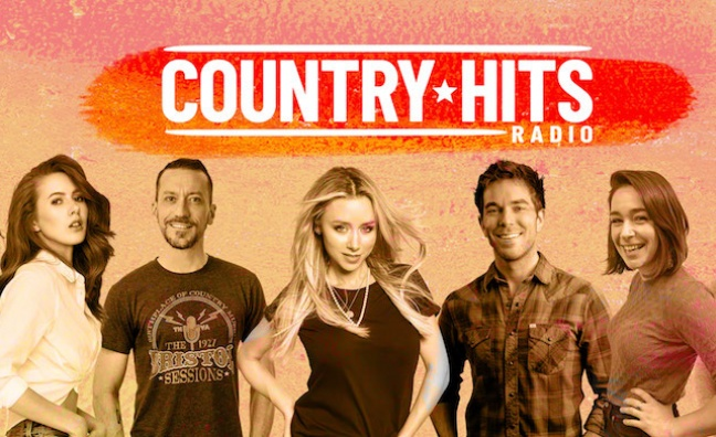 Country Hits Radio partner with Country To Country Festival