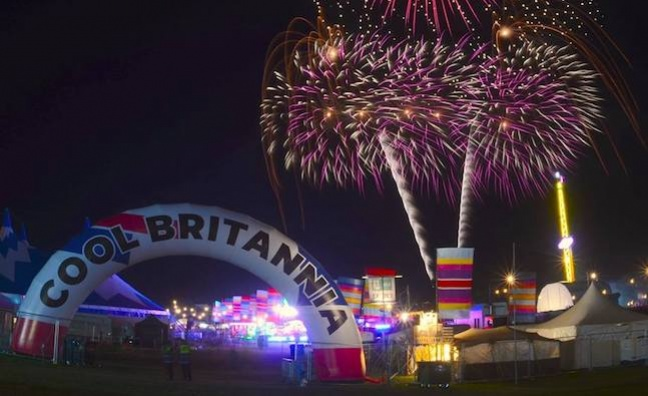 Cool Britannia Festival returns to Knebworth