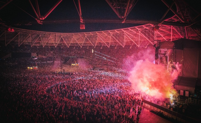 concerts london