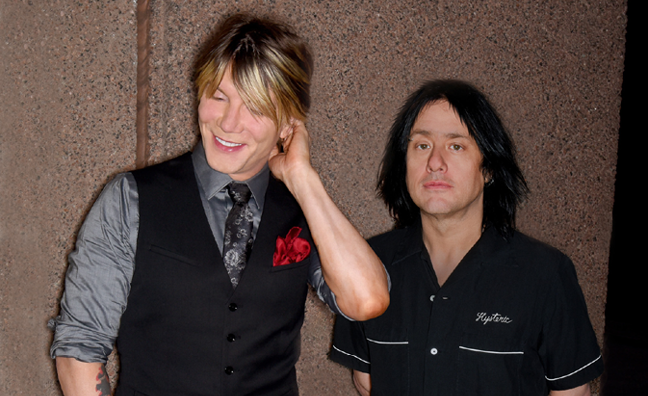 'It blew up': The Goo Goo Dolls on the streaming power of Iris
