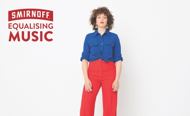 Annie Mac backs music industry gender balance push