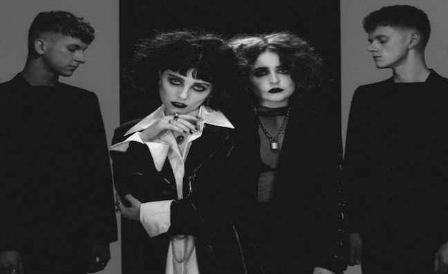 Pale Waves announce debut full-length album My Mind Makes Noises