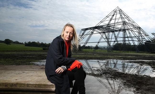 'The world is genreless': Emily Eavis on Glastonbury's evolution