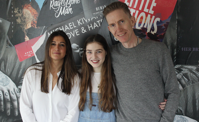 Birdy signs publishing deal with Warner/Chappell