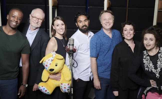 BBC Children In Need charity album pulled from No.1 chart race