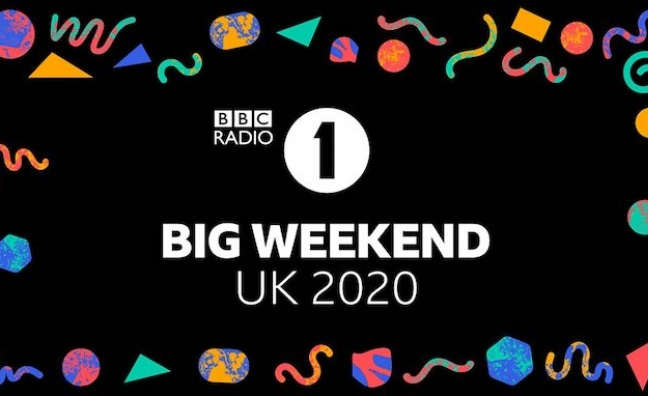 BBC Radio 1 Big Weekend to go ahead as online event