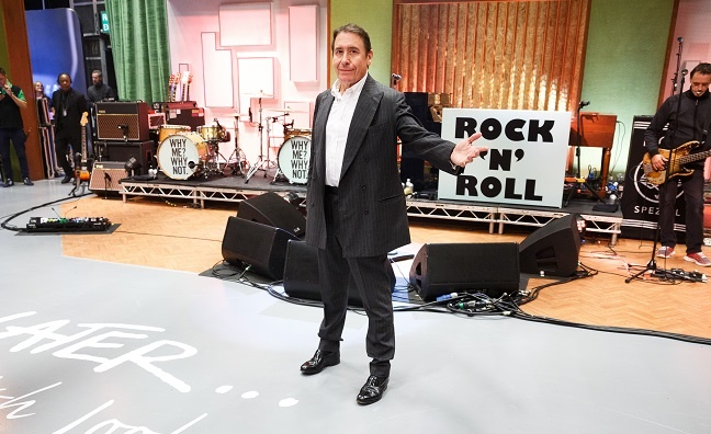 'It's core strength is great artists and music': Jools Holland on the return of Later...